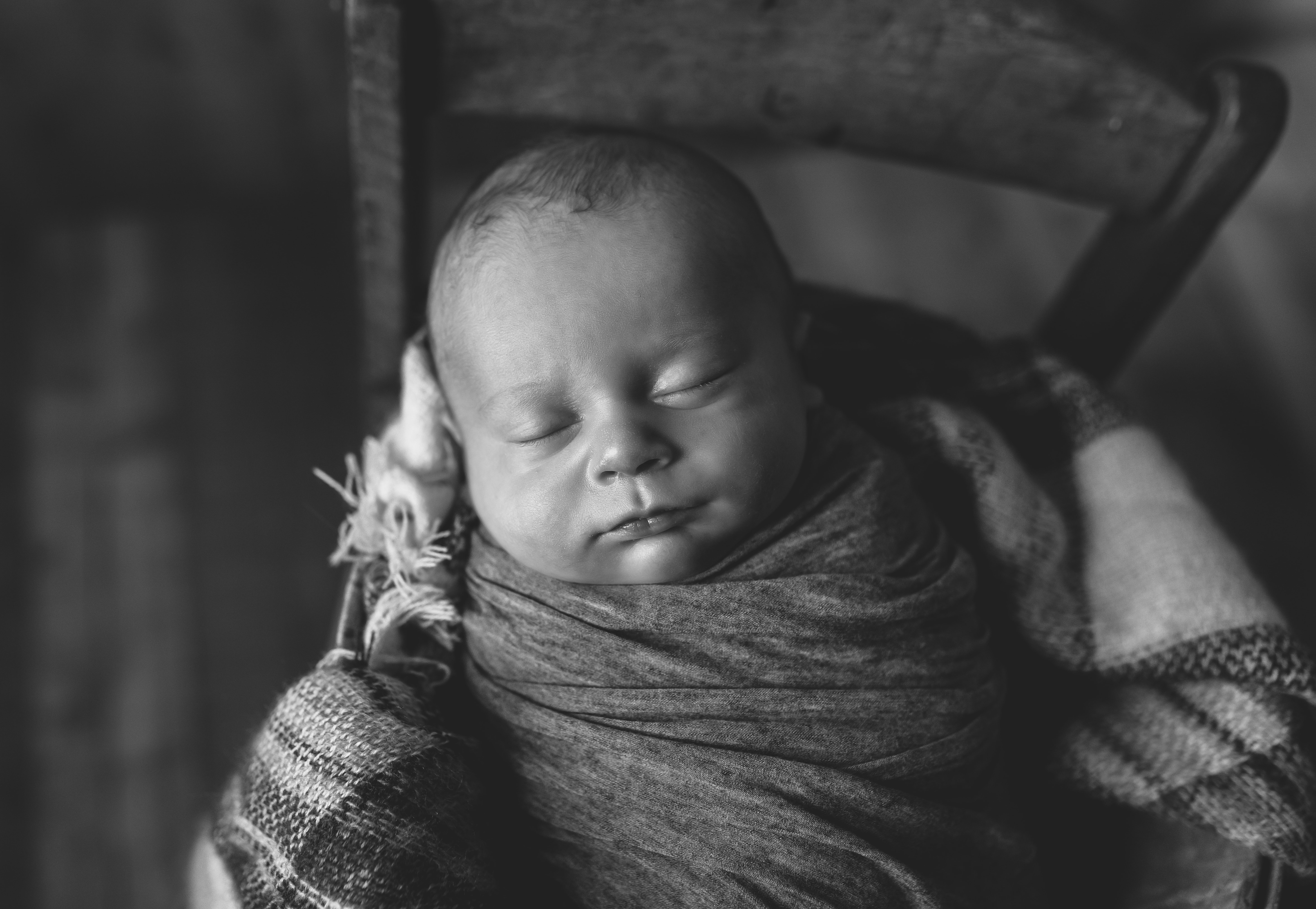 Royal Oak MI Newborn Photography- 293