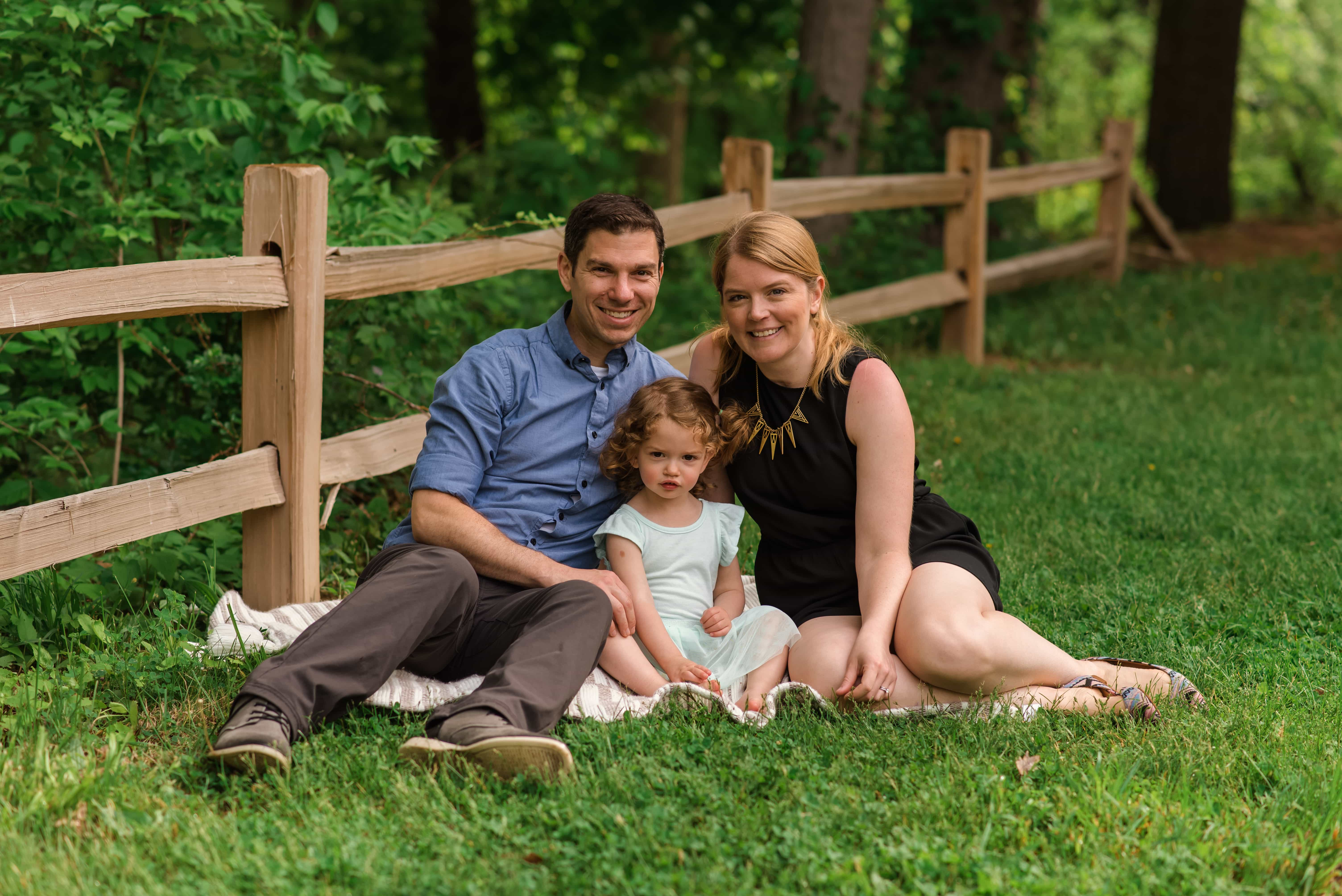 Stony Creek Metropark Outdoor Family Photography