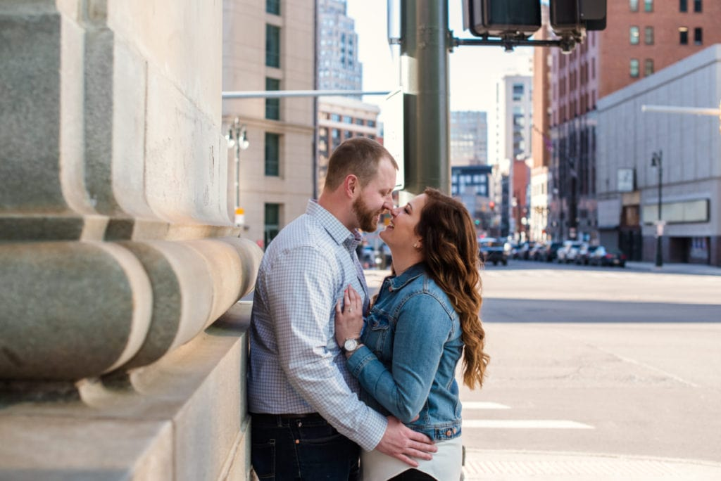Engagement Photographer Near Me Detroit Michigan- 319
