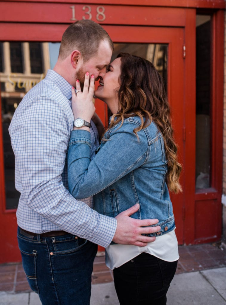 Engagement Photographer Near Me Detroit Michigan- 316