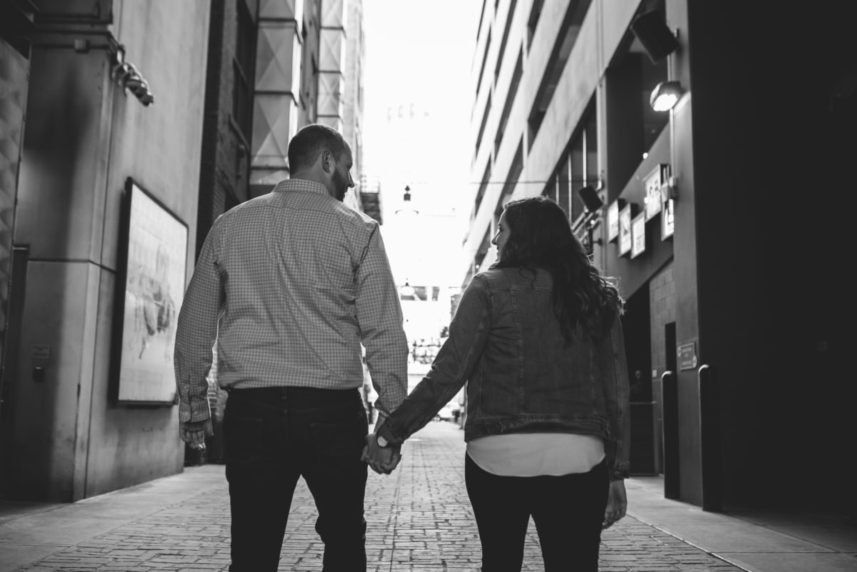 Downtown Detroit Engagement Photography Session-213