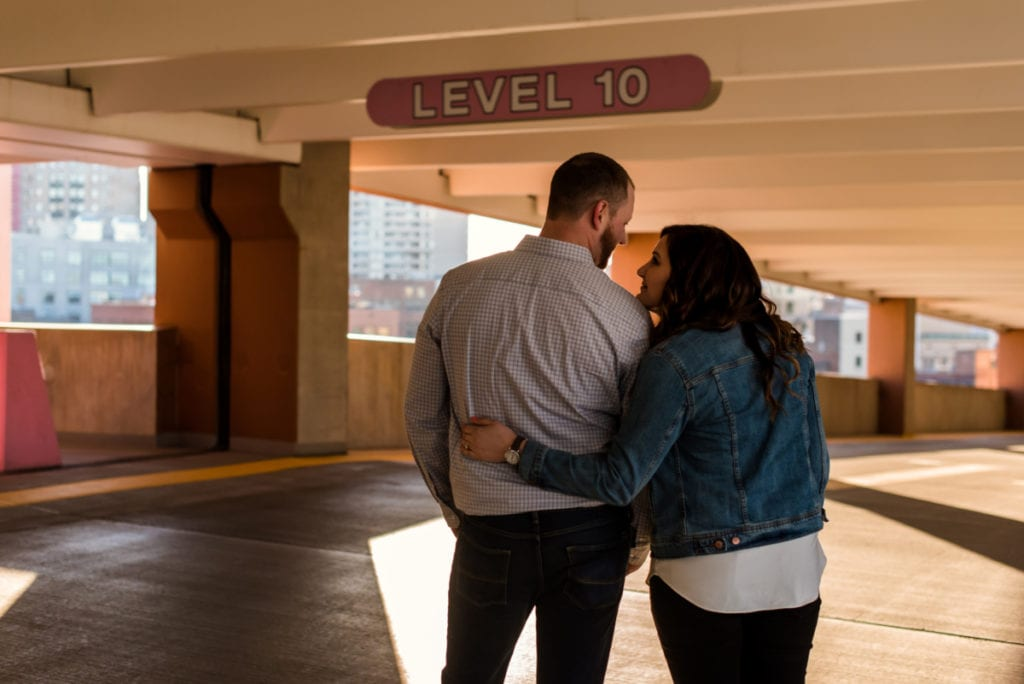 Detroit Michigan Engagement Photographer- 309