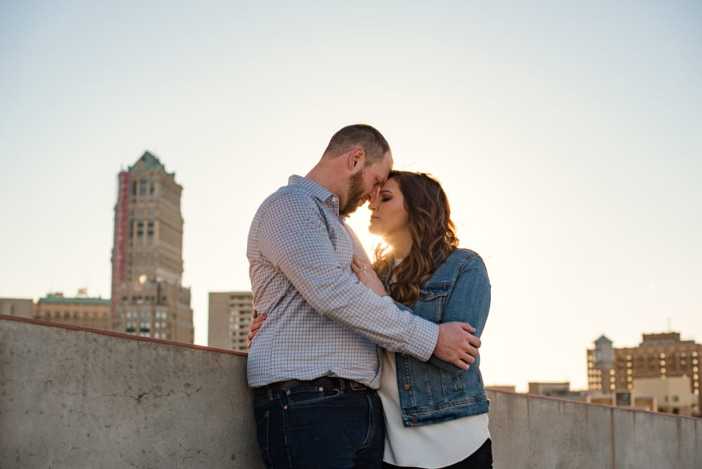 Detroit Michigan Engagement Photographer- 308
