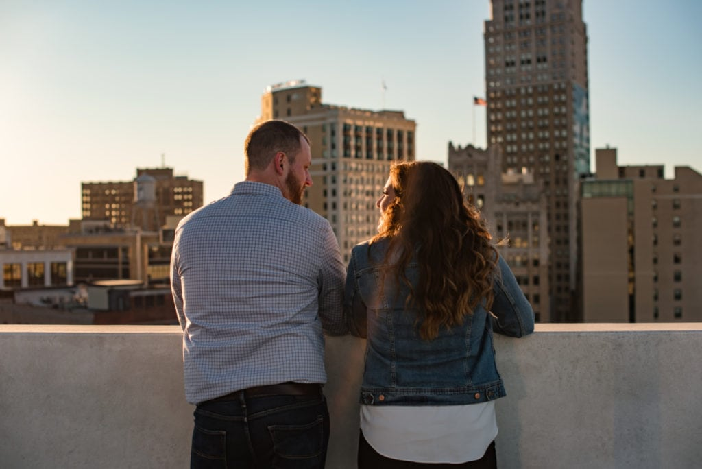 Detroit Michigan Engagement Photographer- 306